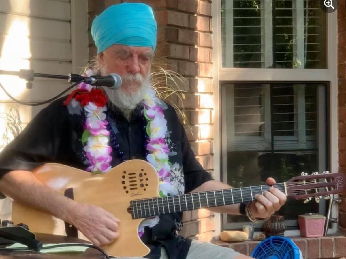 Antion Vikram Singh Meredith, photo courtesy of Pritam Potts
