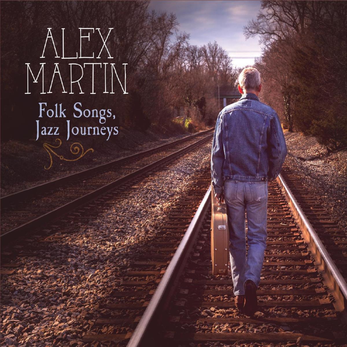 Alex Martin coverimage