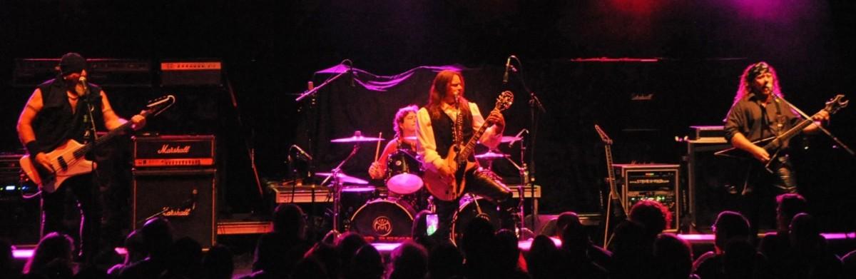 Red Reign concert photo courtesy of redreignband.com