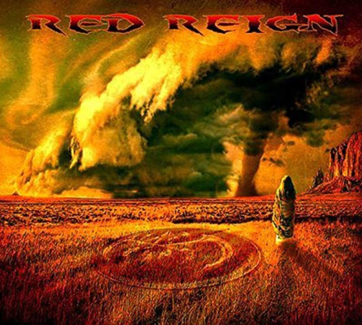 Red Reign EP