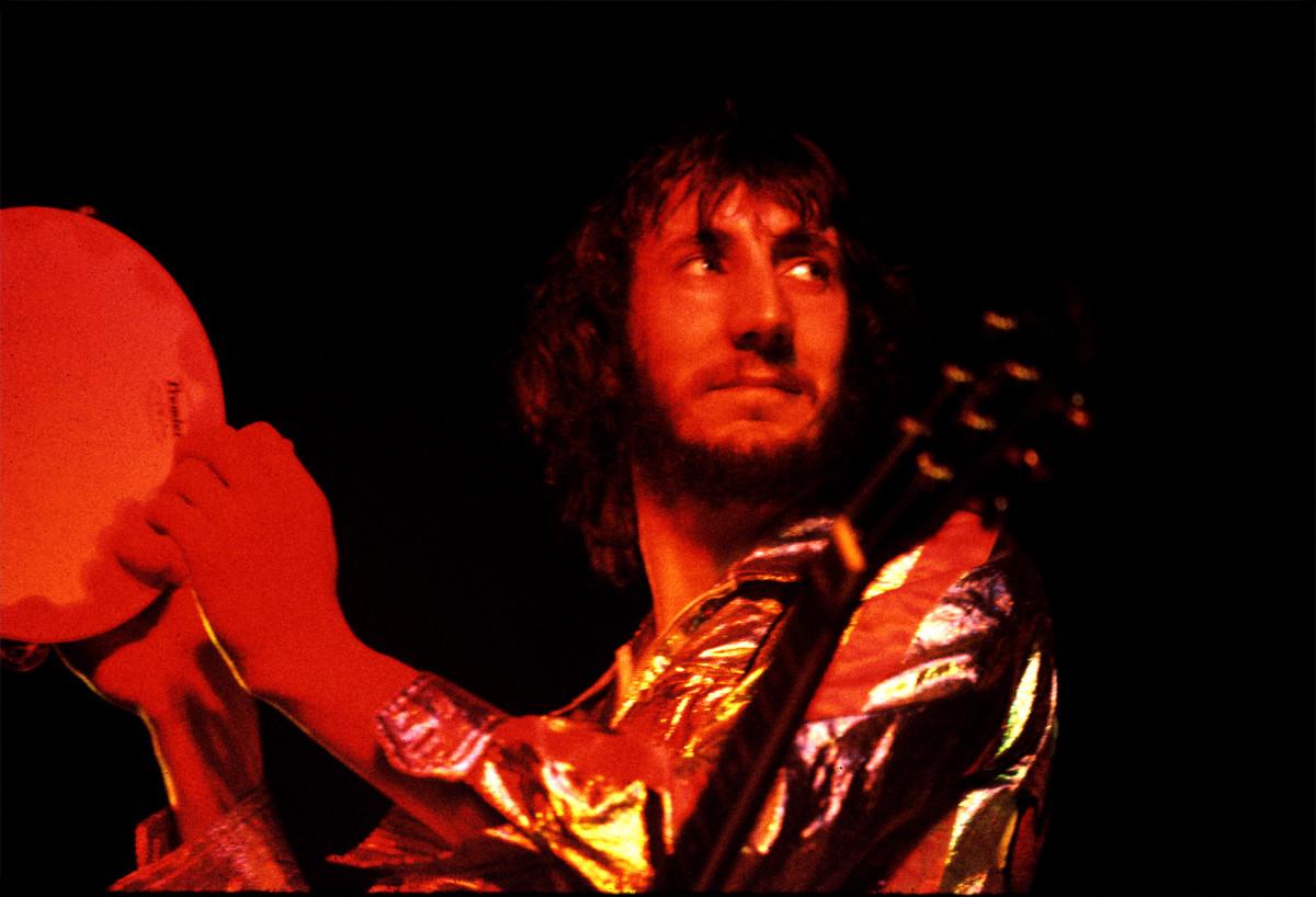Pete Townshend.Photo by Neal Preston.
