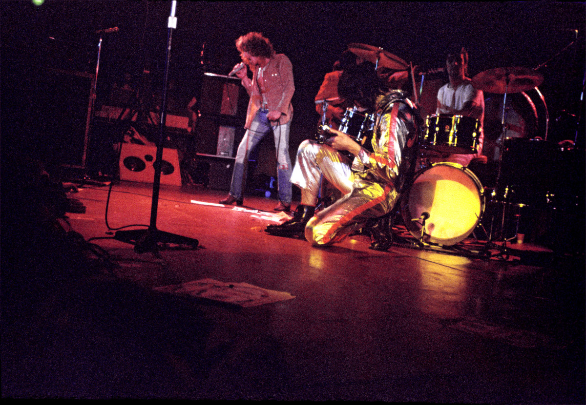The Who. Photo by Neal Preston