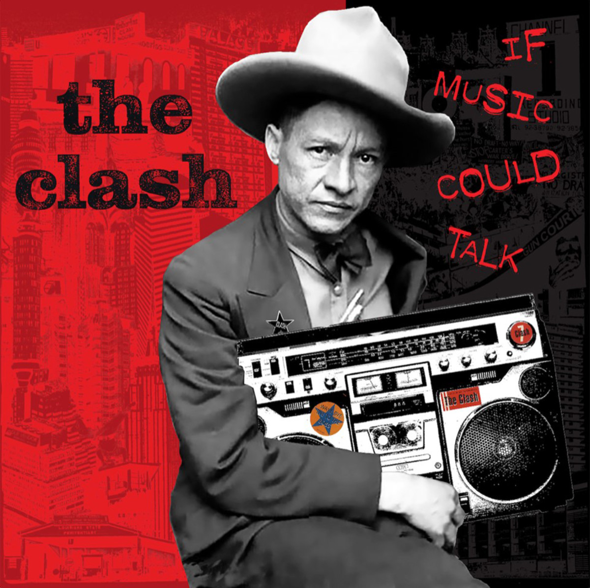 The Clash_If Music Could Talk_COVER