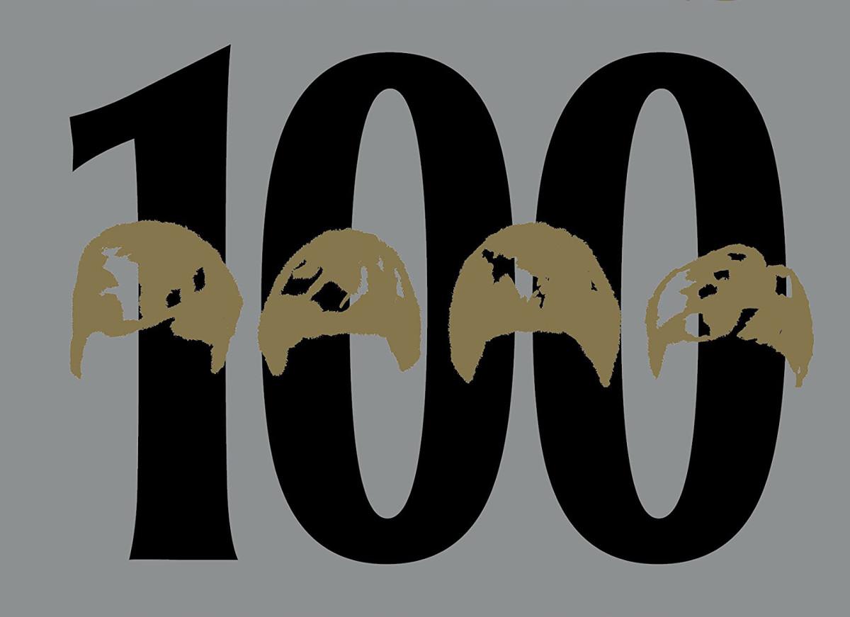 Beatles 100 logo