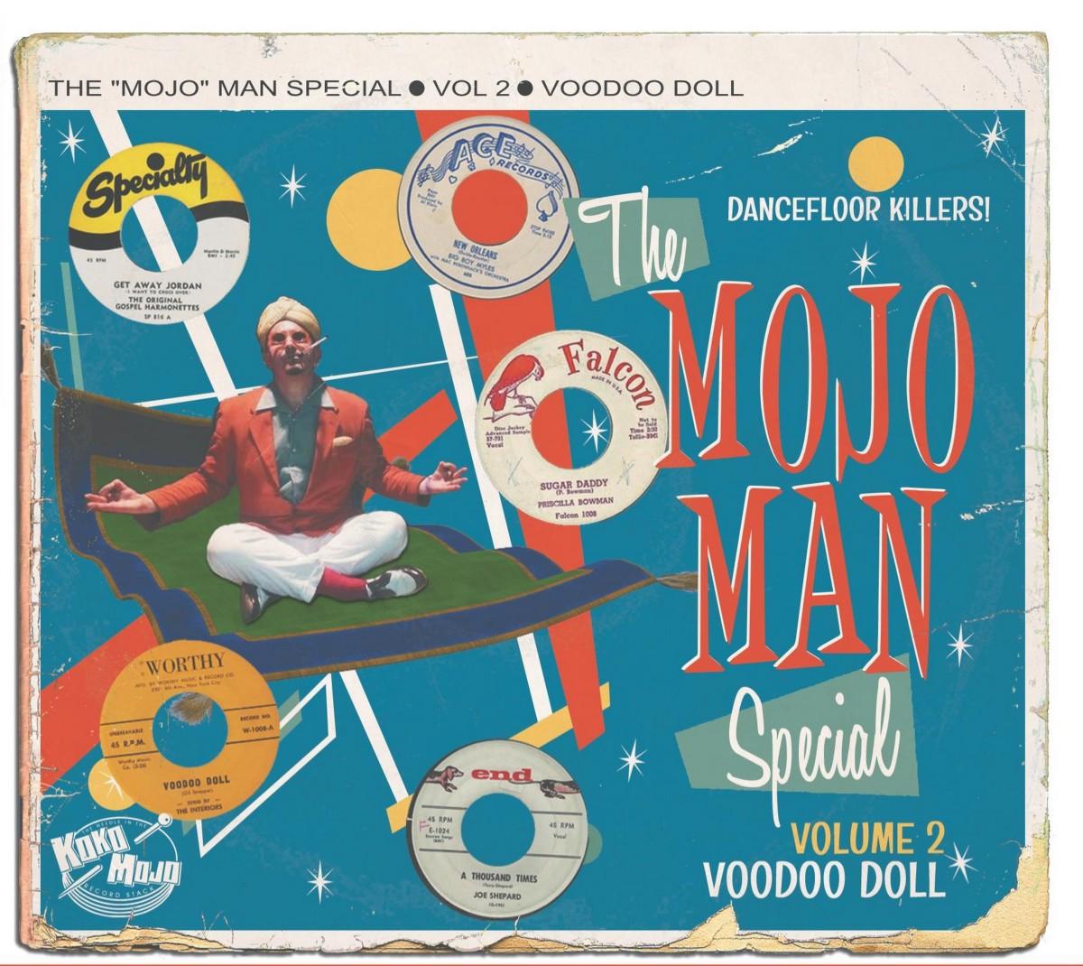 The MOJO MAN Special