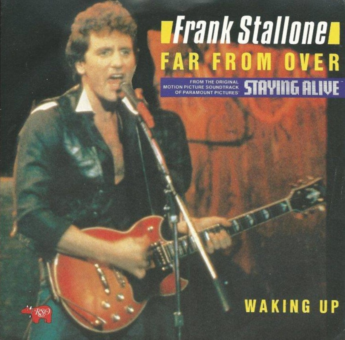 VInce Frank picture sleeve