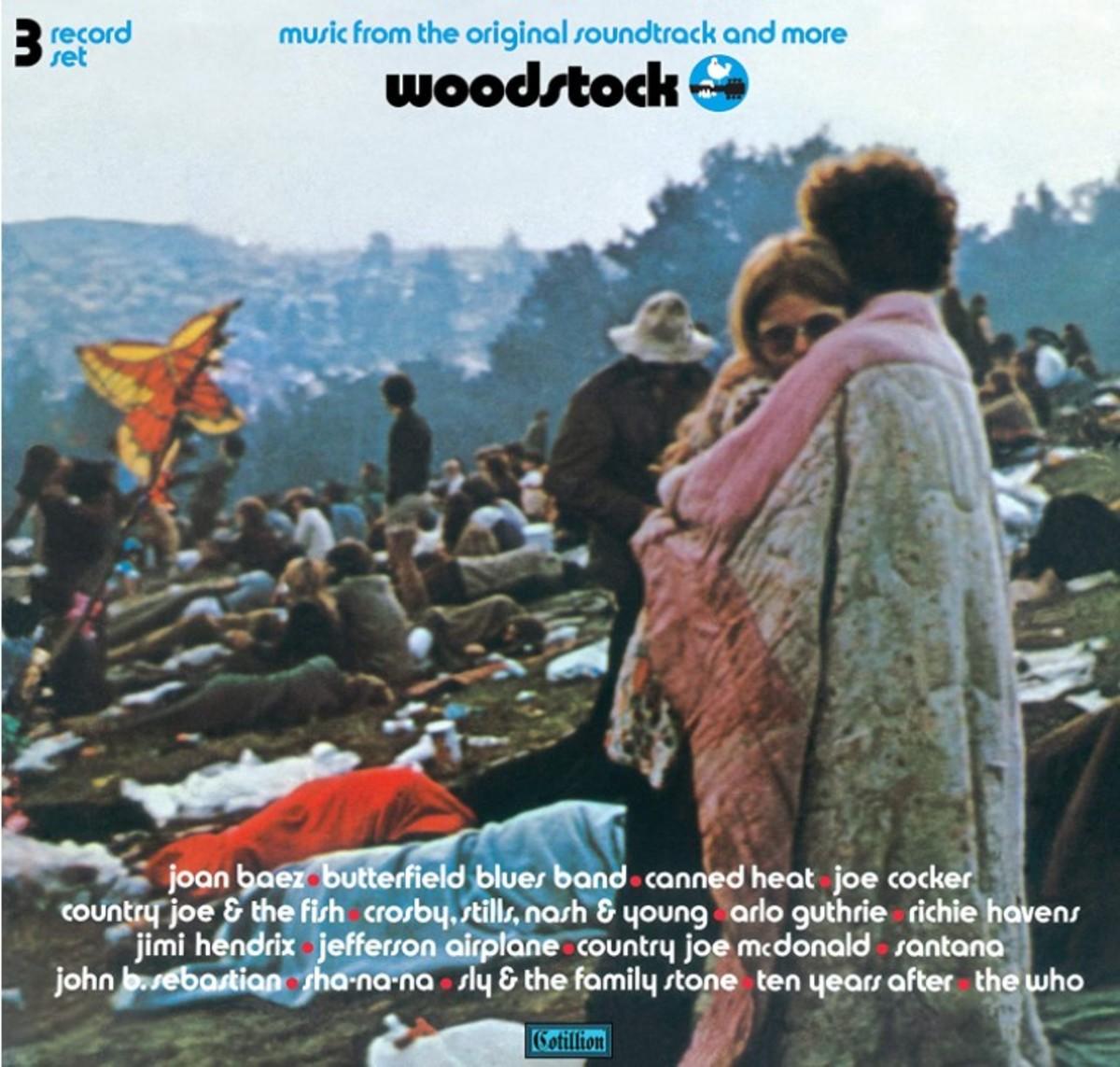 drummer Woodstock