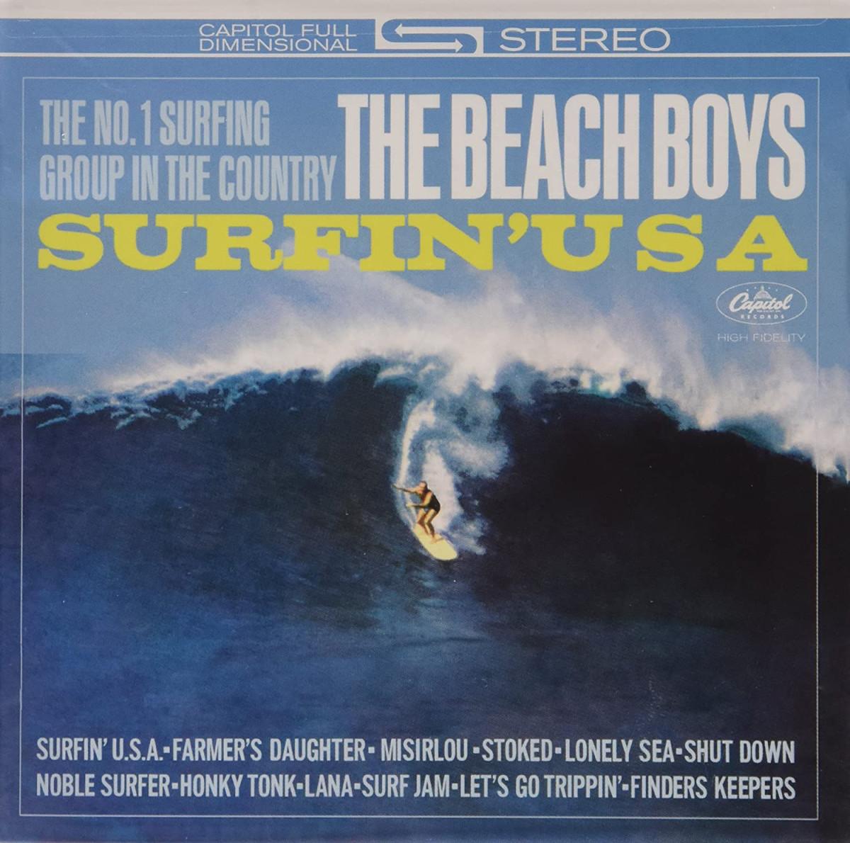 The Beach Boys, Surfin' USA