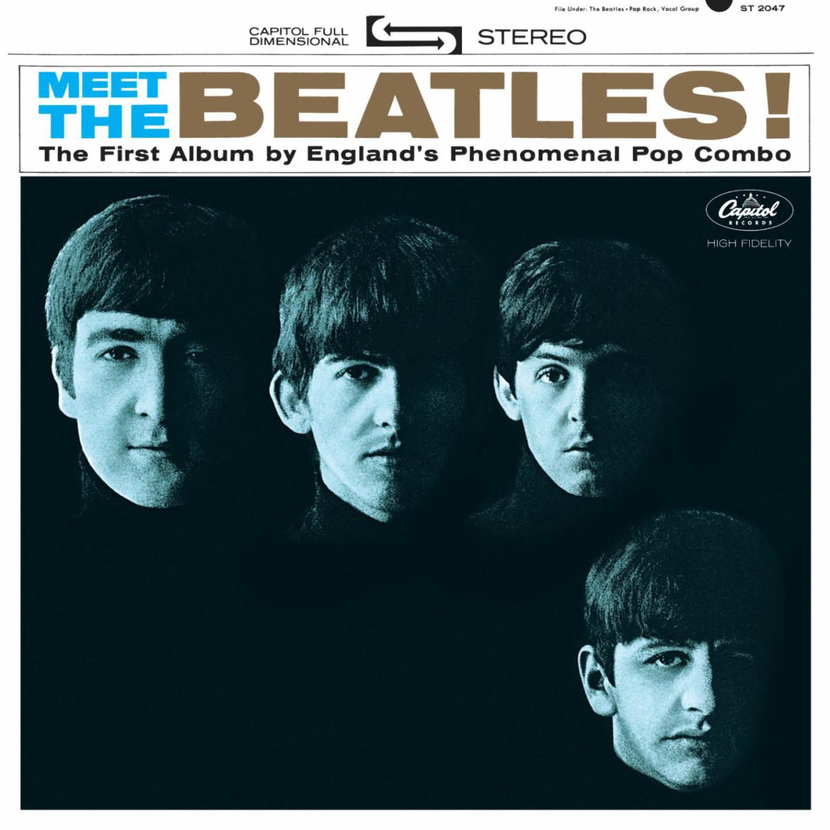 The Beatles, Meet The Beatles