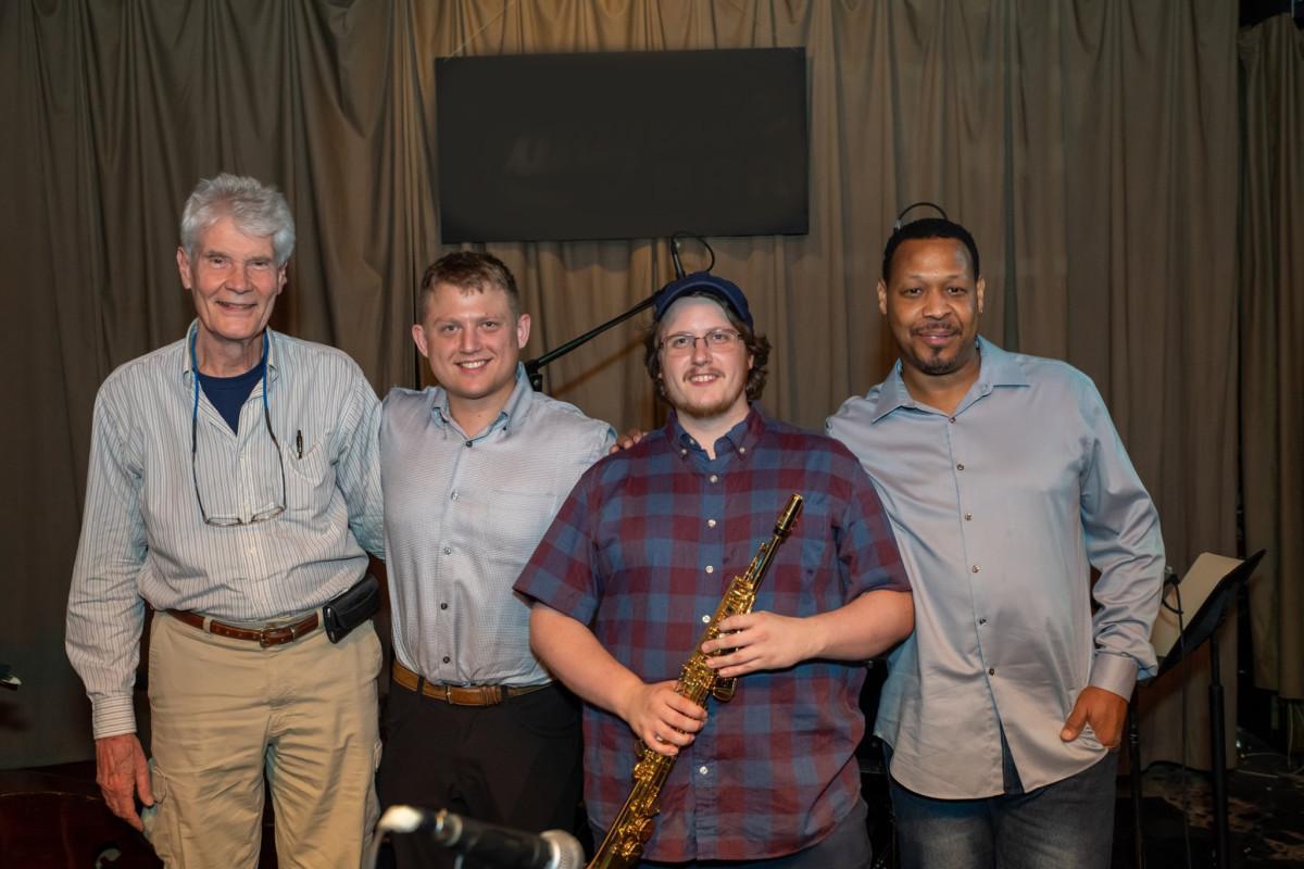 Horizons Quartet courtesy Lydia Liebman