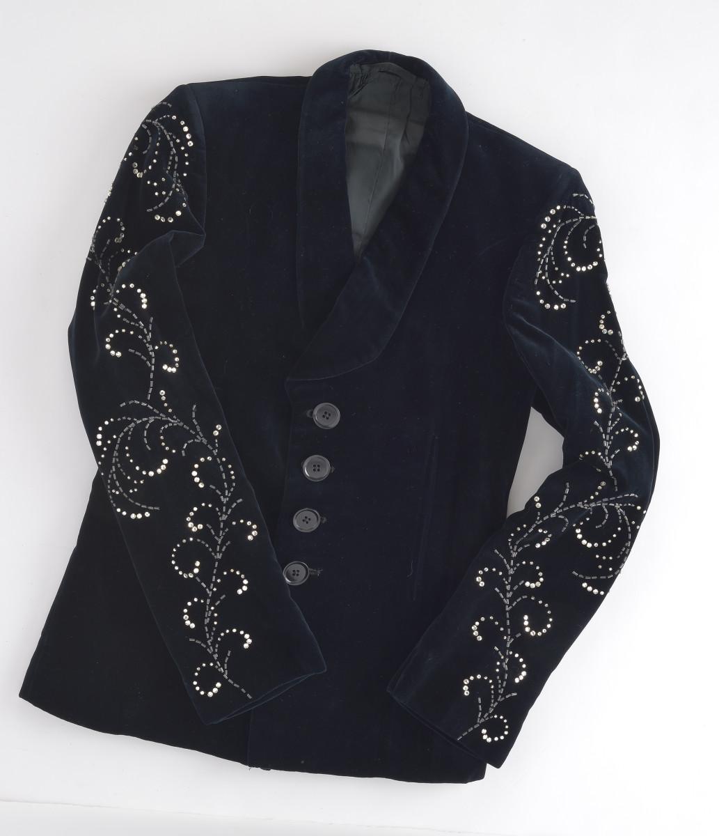 Charlie Watts tour-worn jacket