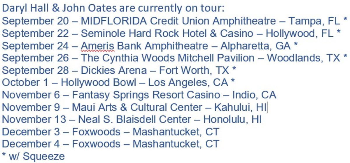 Richrath Jane H&O dates