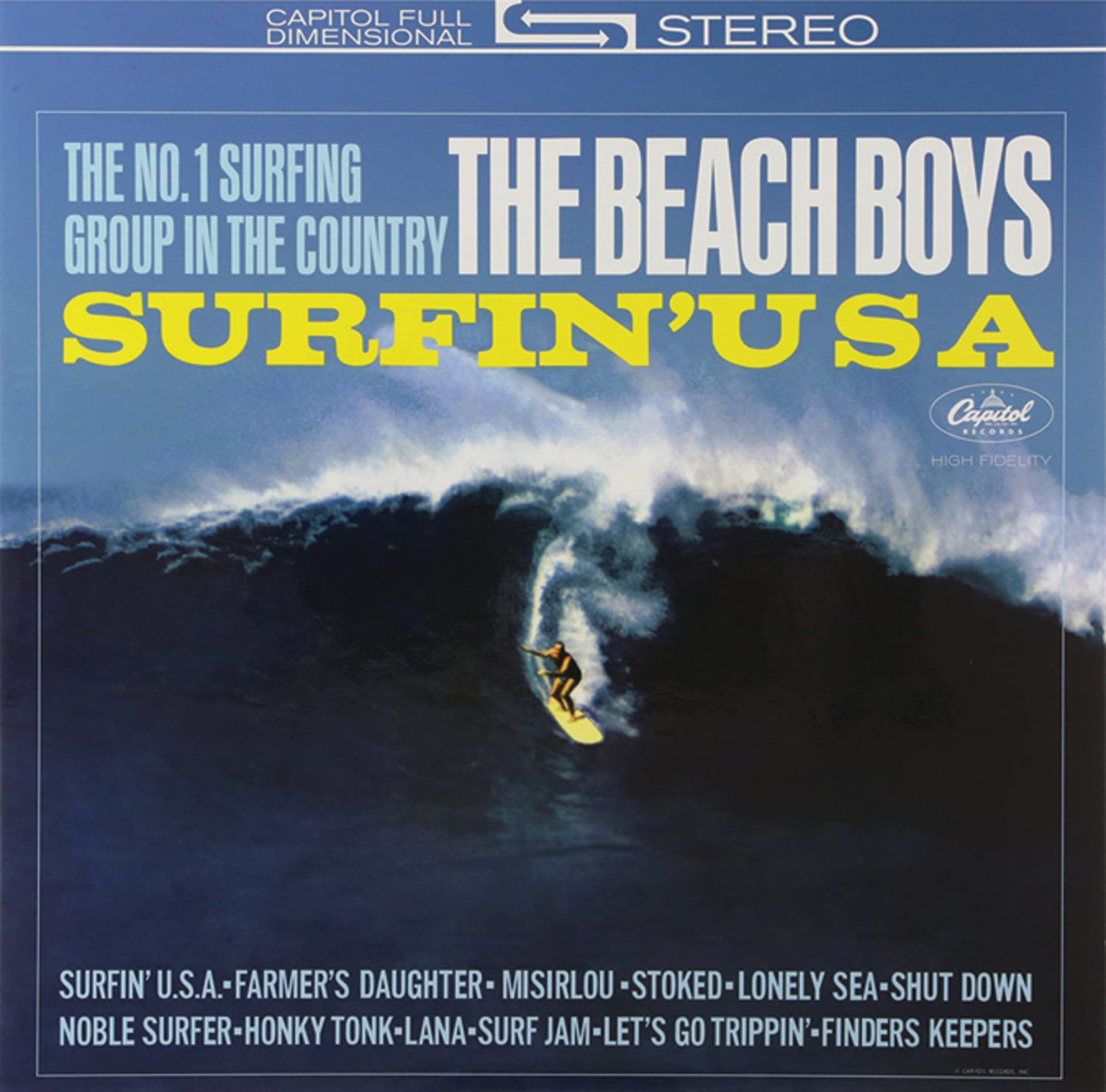 Beach Boys Surfin' U.S.A.