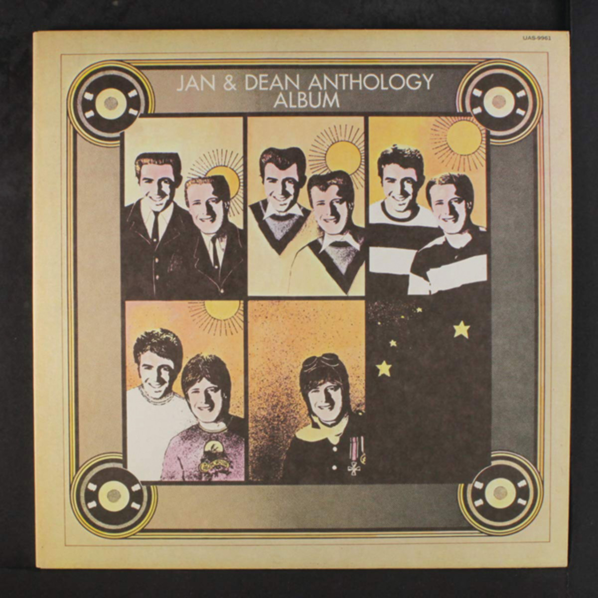 Jan and Dean — Jan and Dean Anthology Album